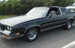 Silverfox: 1986 Oldsmobile Cutlass