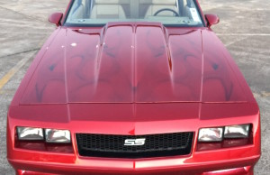 1987 Monte Carlo SS - How about that stare?