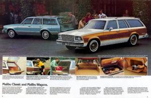 1979 Malibu Wagons