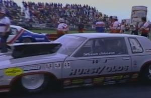 1984 NHRA Pro Stock Hurst/Olds