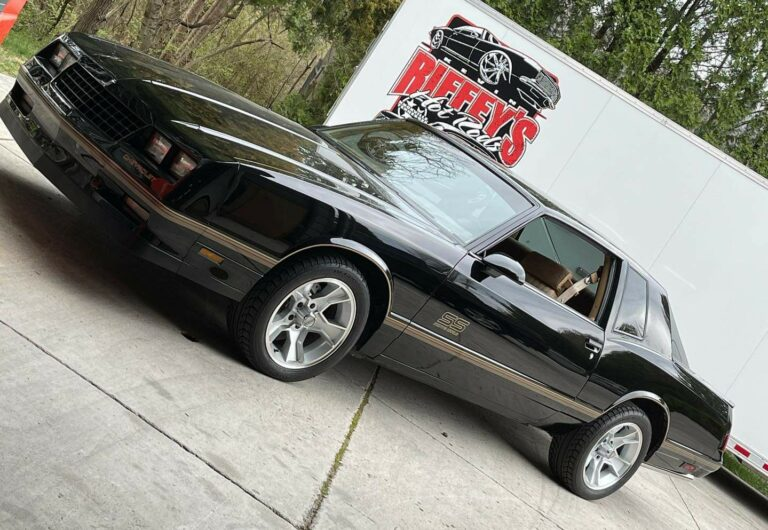 1987 Monte Carlo SS Aerocoupe – GBF G-Body of the Month – Sept. '21