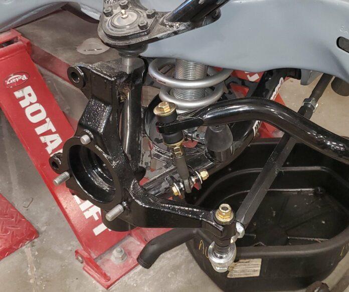 G-Body Blazer Brake Upgrade