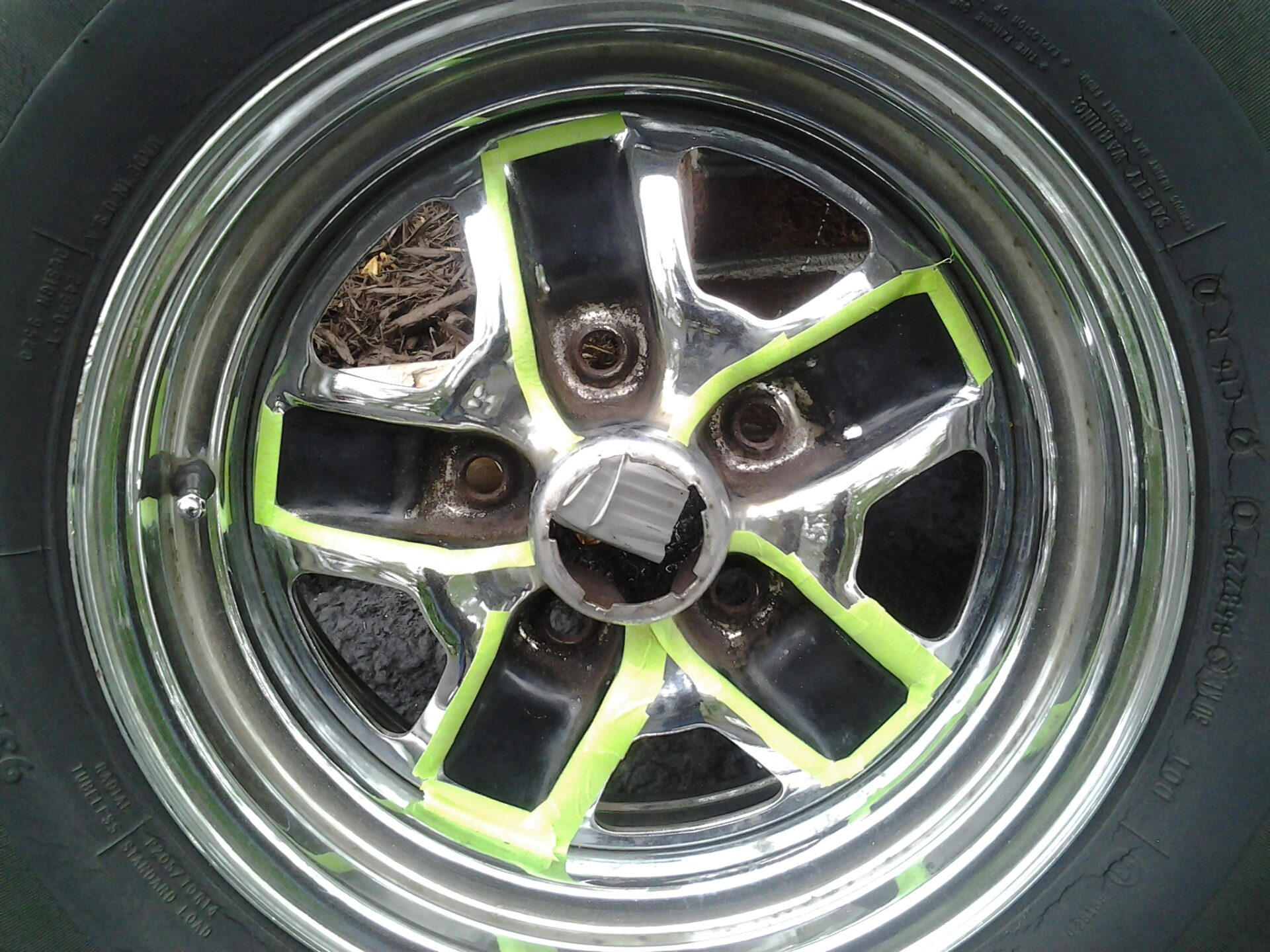 Tech Tuesday: Oldsmobile SSIII Wheel Restoration
